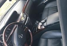 Mercedes-Benz S класс Барнаул