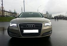 Audi A8 long Архангельск