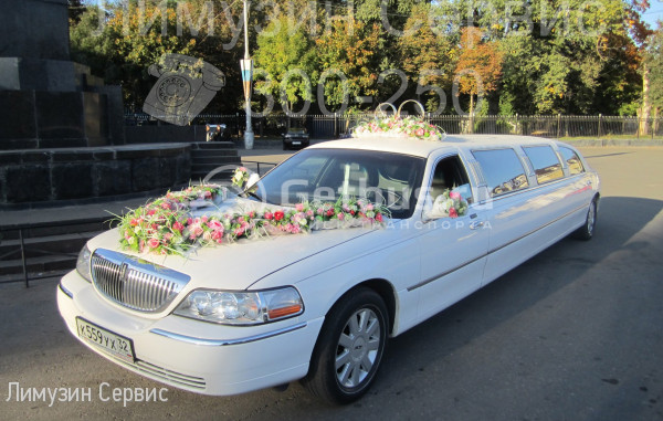 Lincoln Town Car Брянск