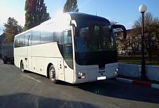 Аренда автобуса Man Lions Coach VIP 49 мест с водителем Самара