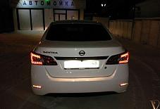 Nissan Sentra Липецк