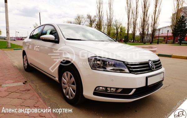 Volkswagen Passat B7 Унеча