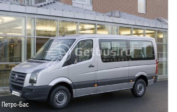 Volkswagen Crafter Kombi Москва