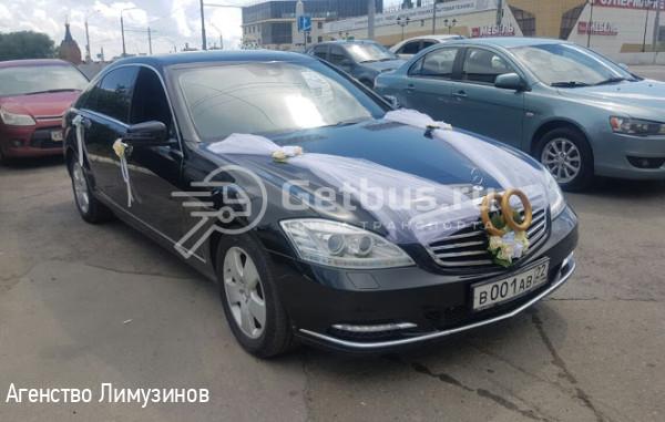 Mercedes s500 Барнаул