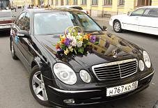 Mercedes W210 Санкт-Петербург