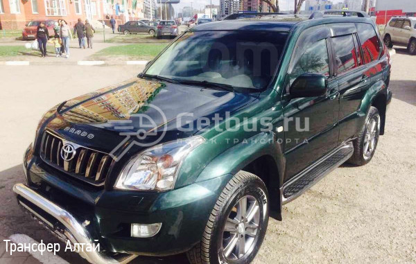 Toyota Land Cruiser Prado 120 Барнаул