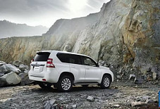 Toyota ленд круйзер прадо  Липецк