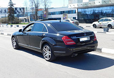 Mercedes S-klasse, W221 Уфа
