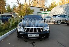 Maybach 62S Москва