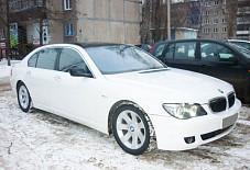 BMW 7  Липецк