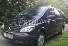 Mercedes – Benz Vito Москва