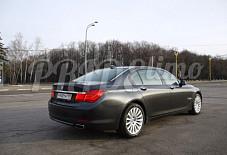 BMW 7-й серии Москва