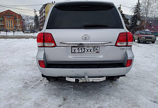 Toyota Land Cruiser 100 Барнаул #1