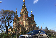 Mercedes-Benz Санкт-Петербург