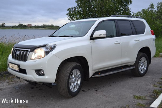 Toyota Land Cruiser Prado 150/2  Архангельск