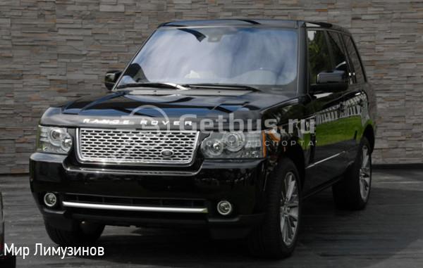 Range Rover Vogue Кашира