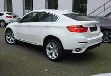 BMW X6  Липецк
