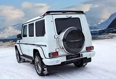 Mercedes-Benz G  Липецк