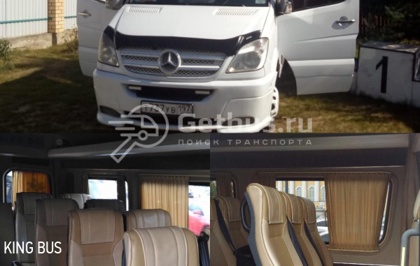 Mercedes-Benz Sprinter 515 Москва