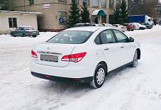 Nissan Almera Липецк