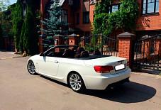 BMW 3 кабриолет Липецк