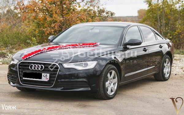 Audi A 6  Липецк