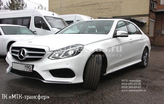 Mercedes benz Е-Класс AMG Электросталь