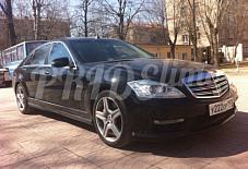 Mercedes -Benz W221 Москва