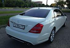 Mercedes S-class W221 Кашира