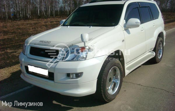 Toyota Land Cruiser Prado  Кашира
