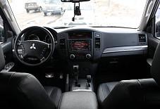 Mitsubishi Pajero IV Кашира
