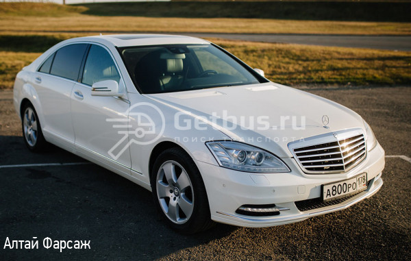 Mercedes-Benz S-класс Барнаул
