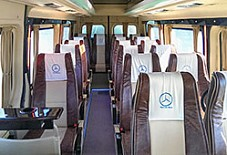 VIP Mercedes Sprinter Tourist Липецк