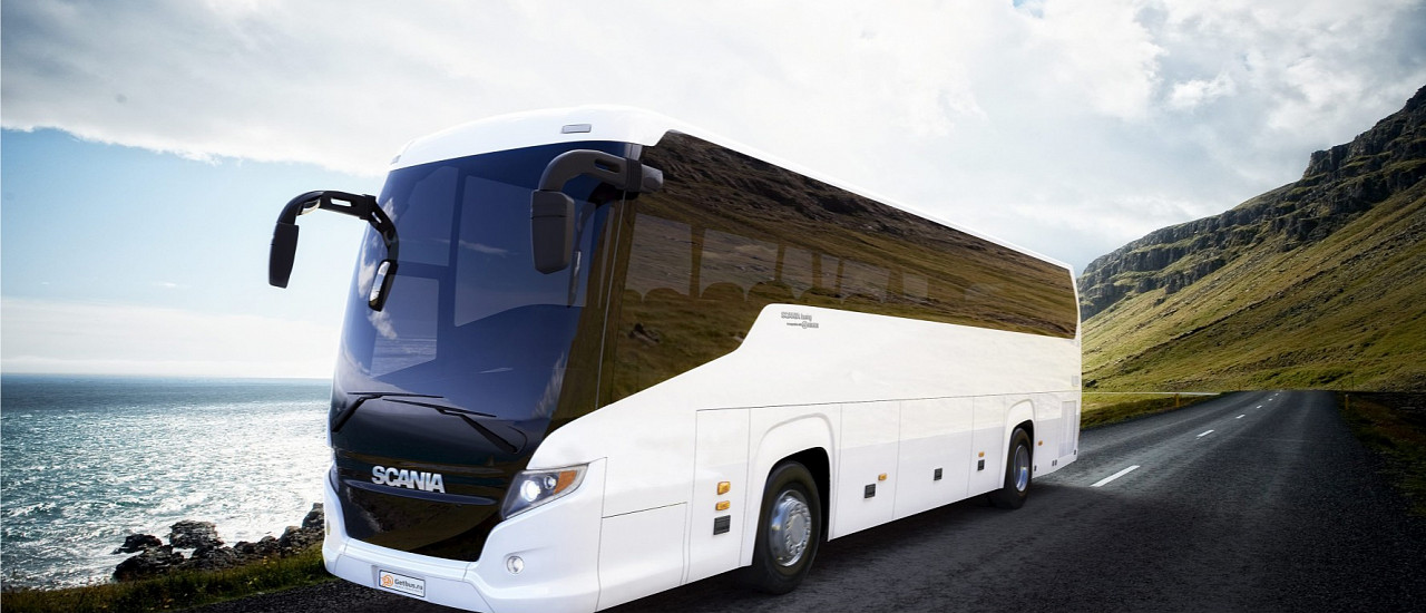 Аренда автобуса в Самаре