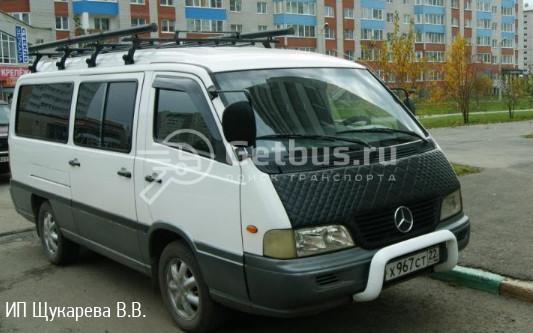 Mercedes Istana Барнаул