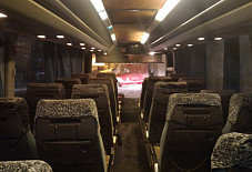 Mercedes bus 49 Тюмень