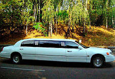 Lincoln Town Car white Липецк #1