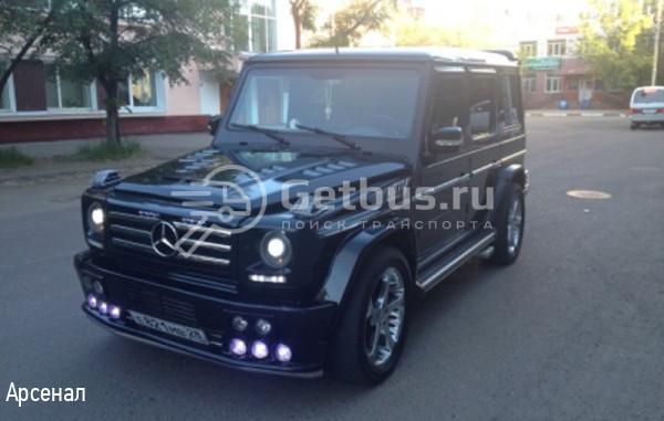 Mercedes-Benz G-Class Благовещенск