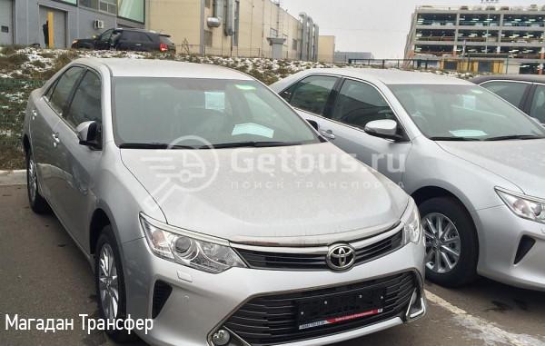 Toyota Camry Магадан