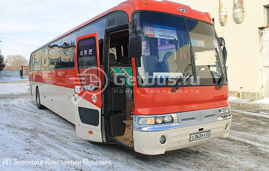 Hyundai Aero Express Барнаул