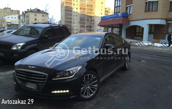Hyundai Genesis Архангельск