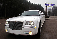 Chrysler 300C White Саратов