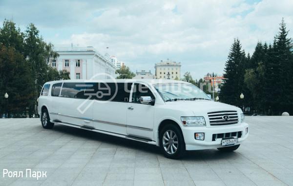 Infiniti QX 56 Барнаул