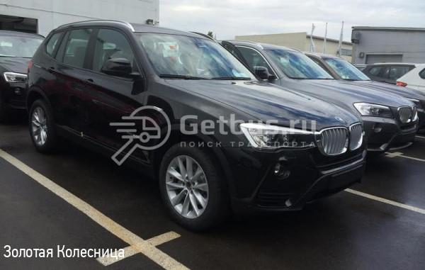 BMW X-3 Брянск