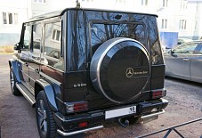 Mercedes-Benz Gelandewagen  Санкт-Петербург