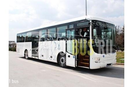 Man Lions Intercity Барнаул