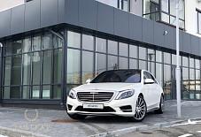 Mercedes-Benz W222 Тюмень