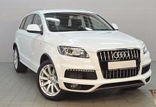 Audi Q7 Липецк