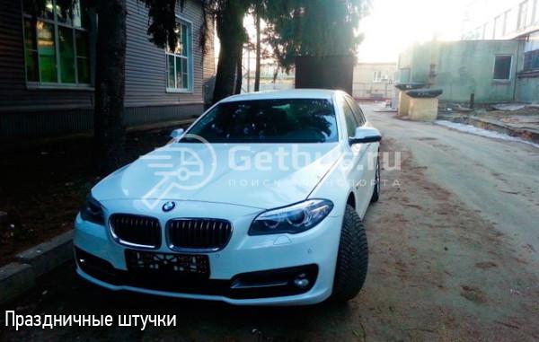 BMW 528 Липецк