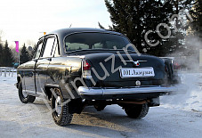 ГАЗ-21 «Волга» Красноярск
